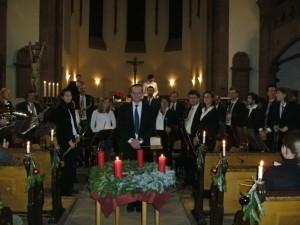 Weihnachtliches Konzert 2011